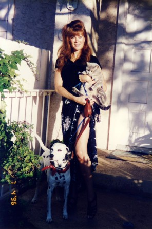 animals - Roxanne, Blanche